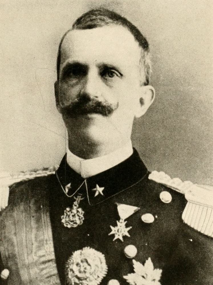 Laird & Lee's World's War Glimpses - King Victor Emmanuel III of Italy (1914)