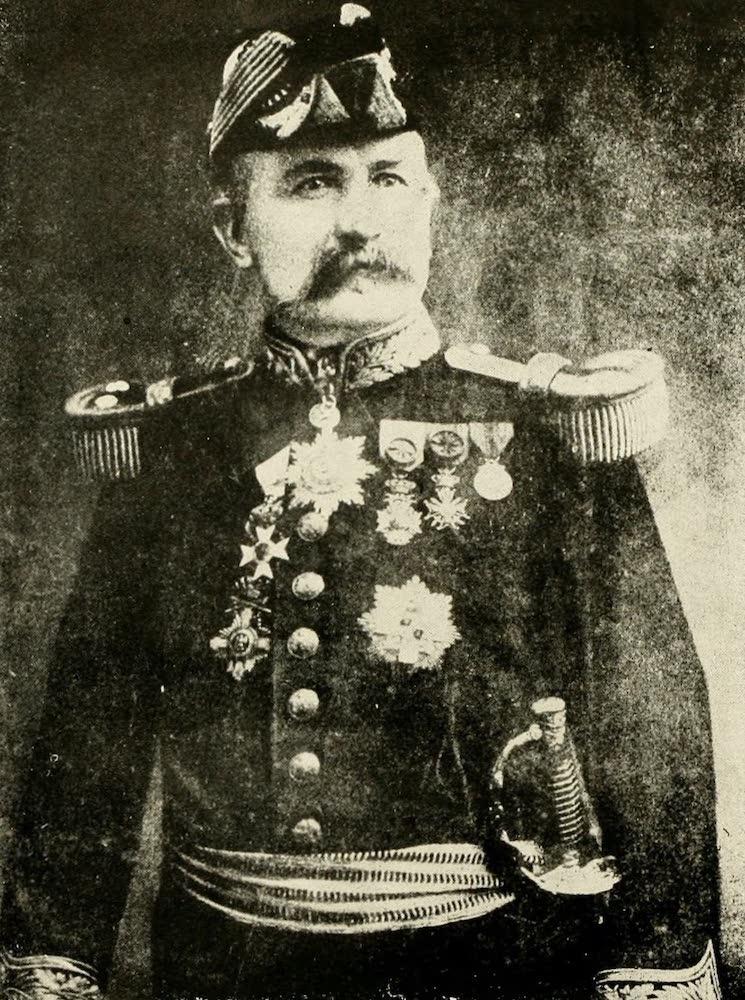 Laird & Lee's World's War Glimpses - General Leman (1914)
