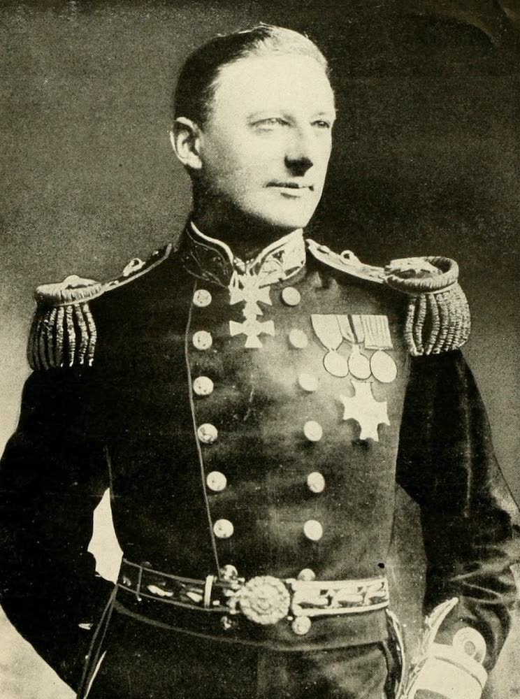 Laird & Lee's World's War Glimpses - Admiral of the Fleet, Sir William Henry May (1914)