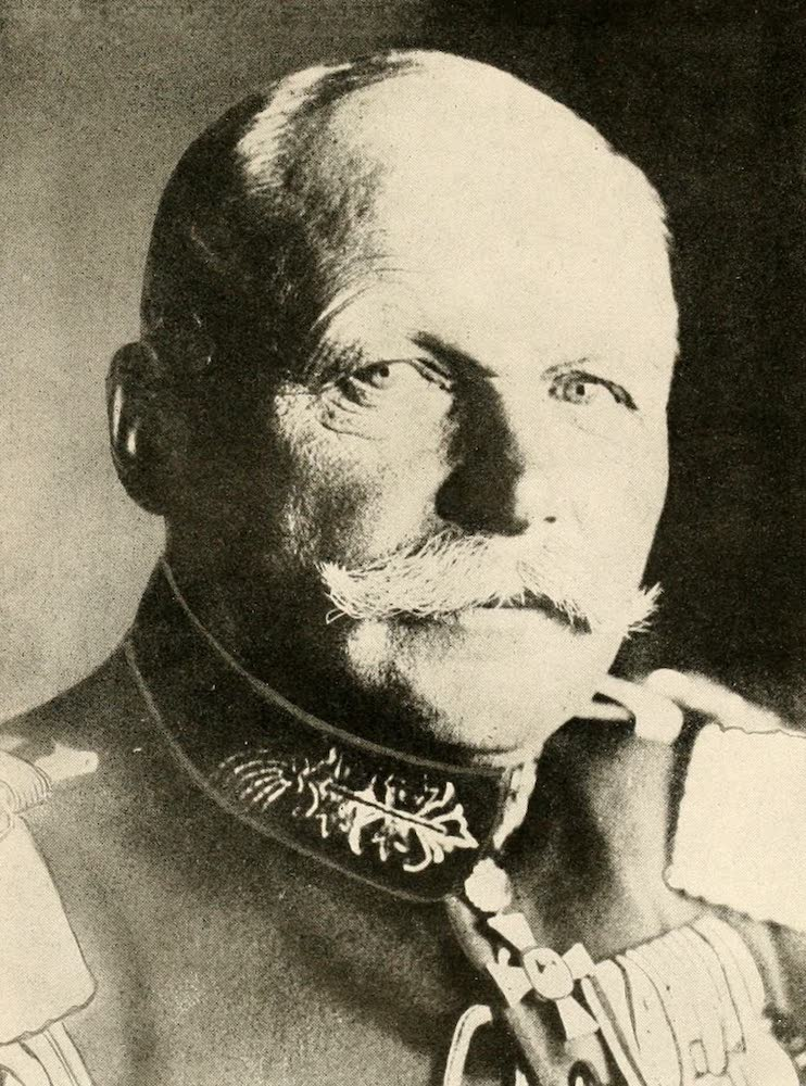 Laird & Lee's World's War Glimpses - General Von Lochnow (1914)