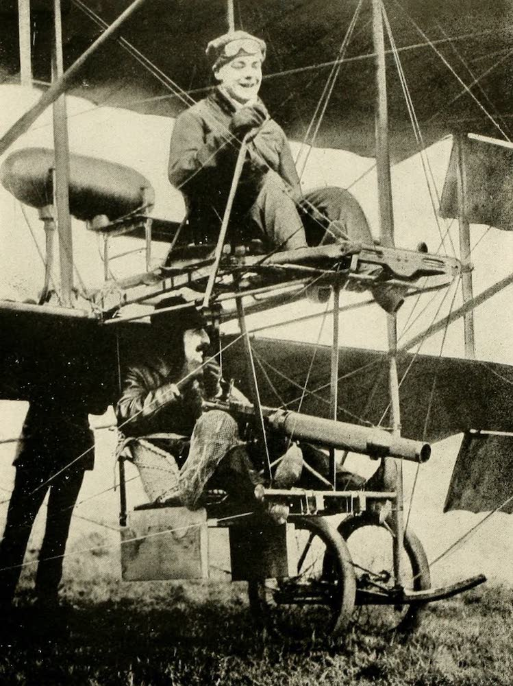 Laird & Lee's World's War Glimpses - Great Britain's Modern Warriors of the Air (1914)