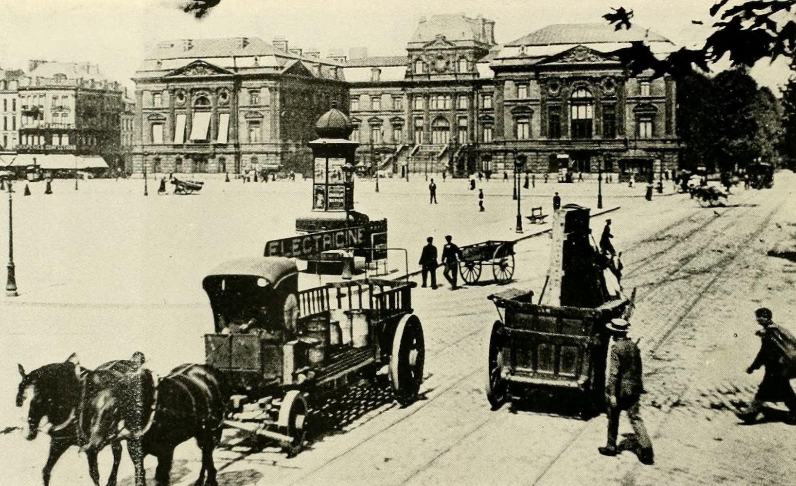 Laird & Lee's World's War Glimpses - The Place De La Republique (1914)