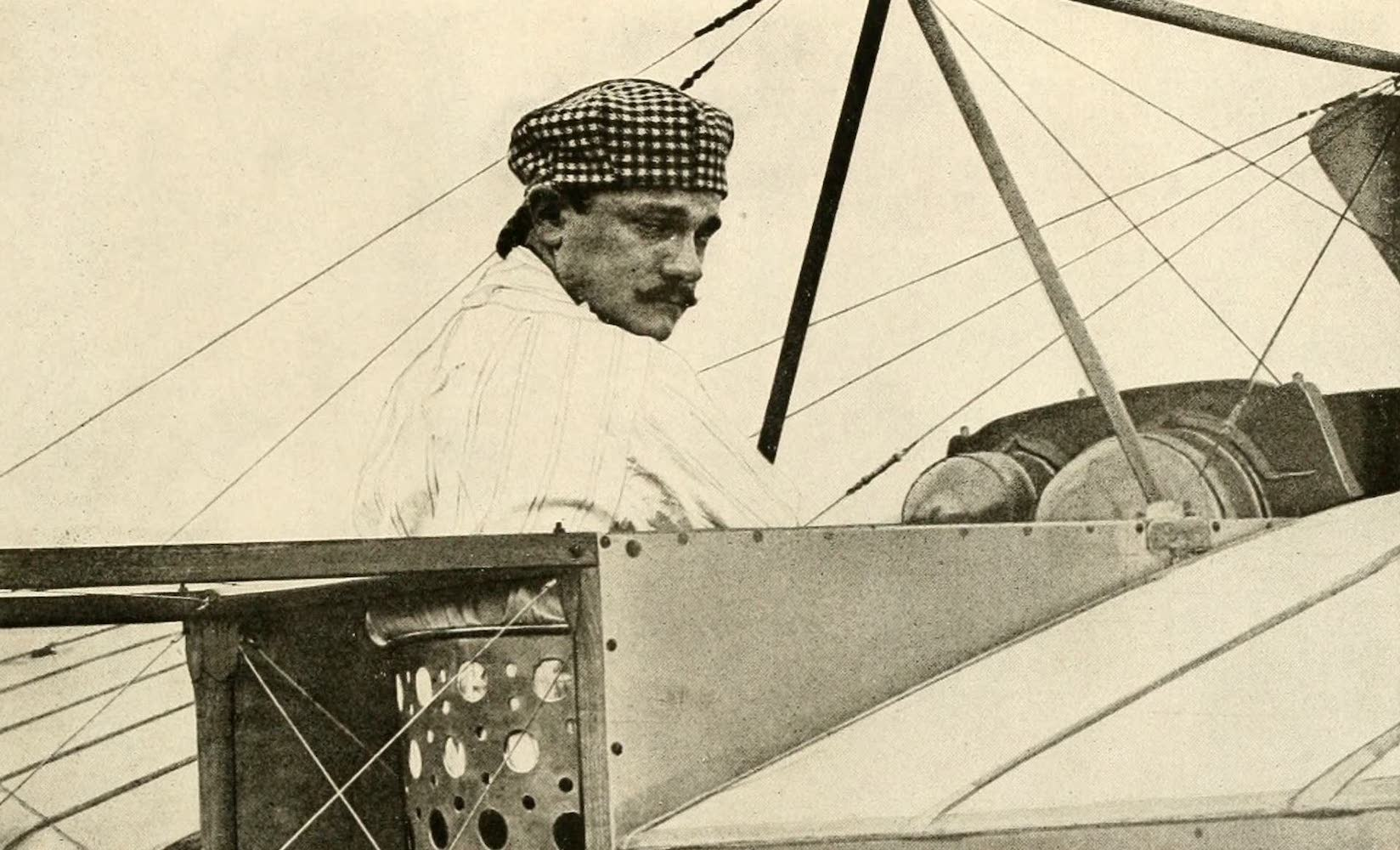 Laird & Lee's World's War Glimpses - Roland Garos, the Foremost of French Aviators (1914)