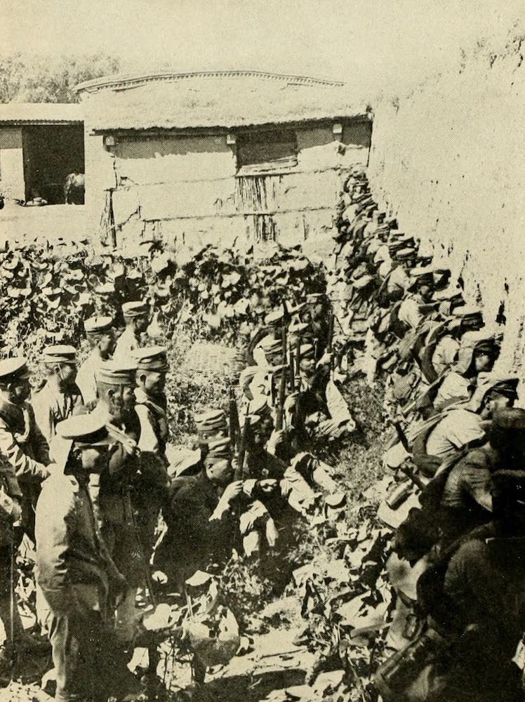 Laird & Lee's World's War Glimpses - The Japanese in Action (1914)