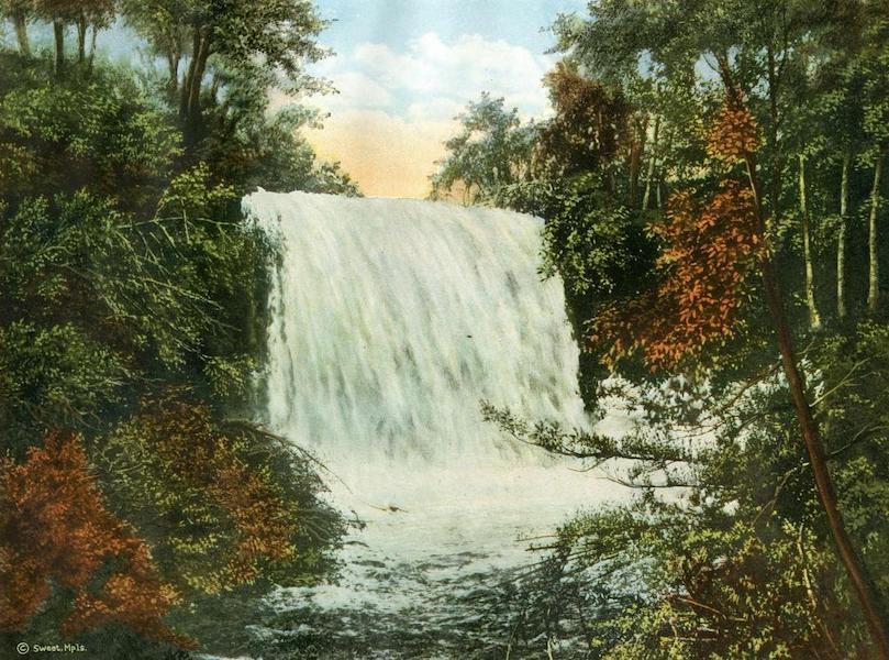 Lake Michigan to Puget Sound - Minnehaha Falls, Minneapolis, Minn. (1923)