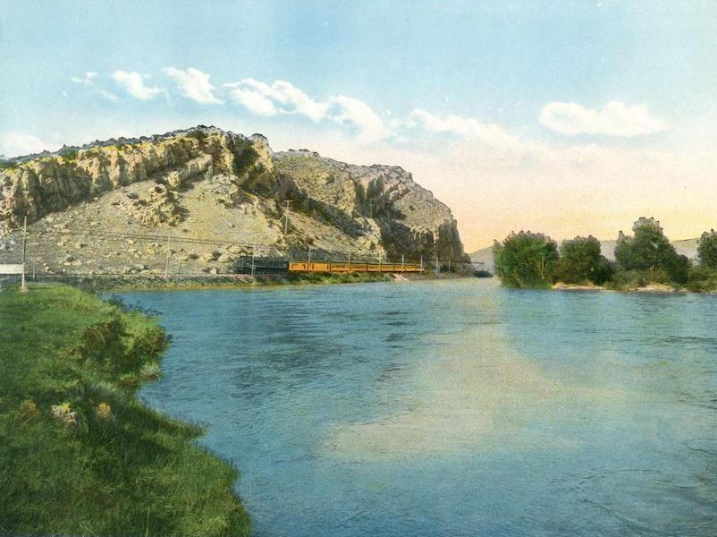 Source of the Missouri River, Three Forks, Mont.