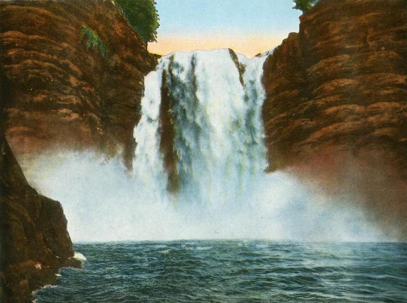 Snoqualmie Falls, Cascade Mountains, Wash.