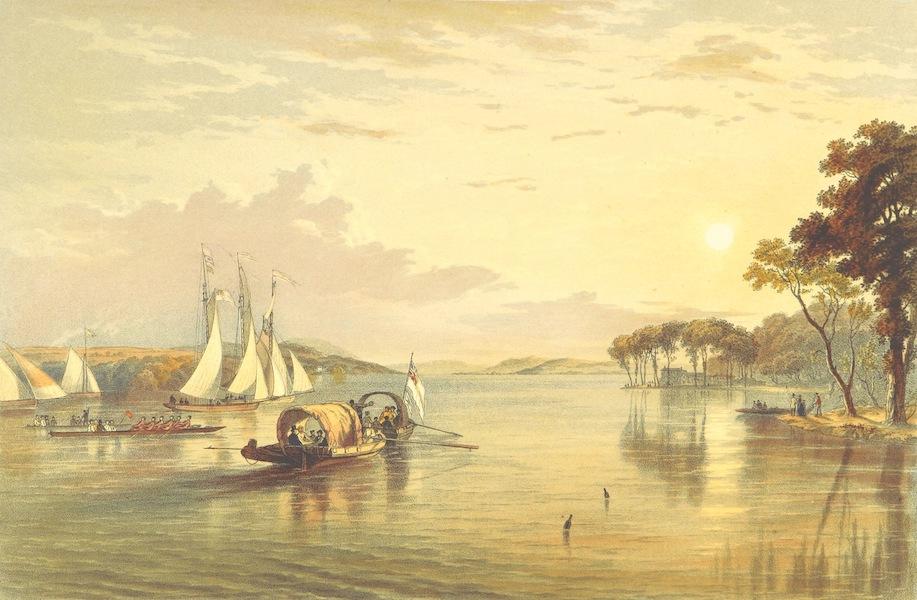 Lake Scenery of England - Lake Winderemere (1859)