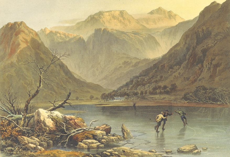 Lake Scenery of England - Brothers' Water (1859)
