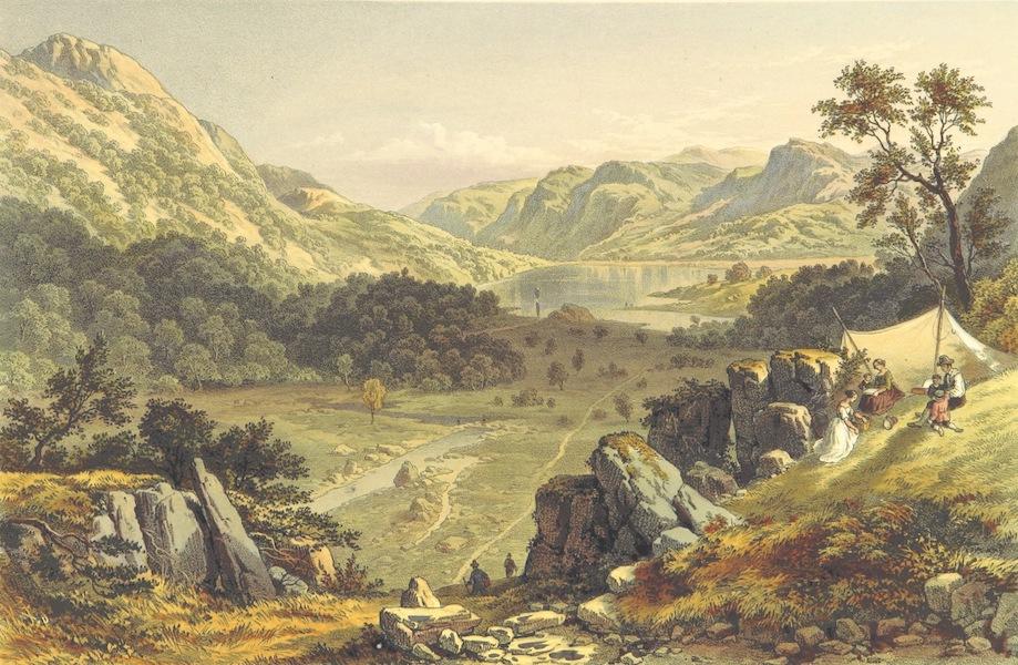 Lake Scenery of England - Thirlemere and Wythburn (1859)