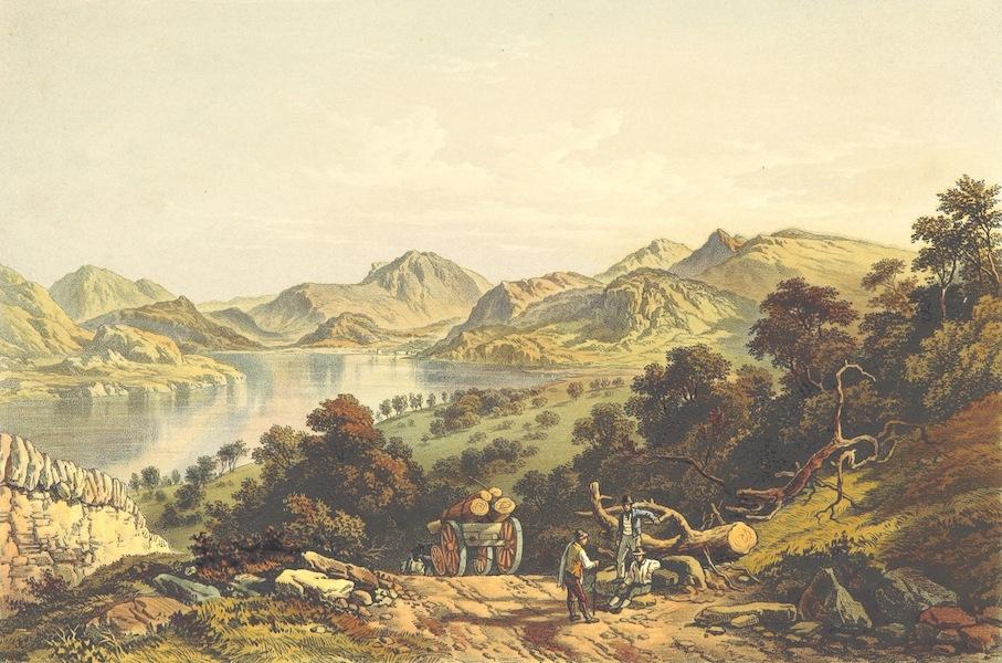 Lake Scenery of England - Ullswater (1859)