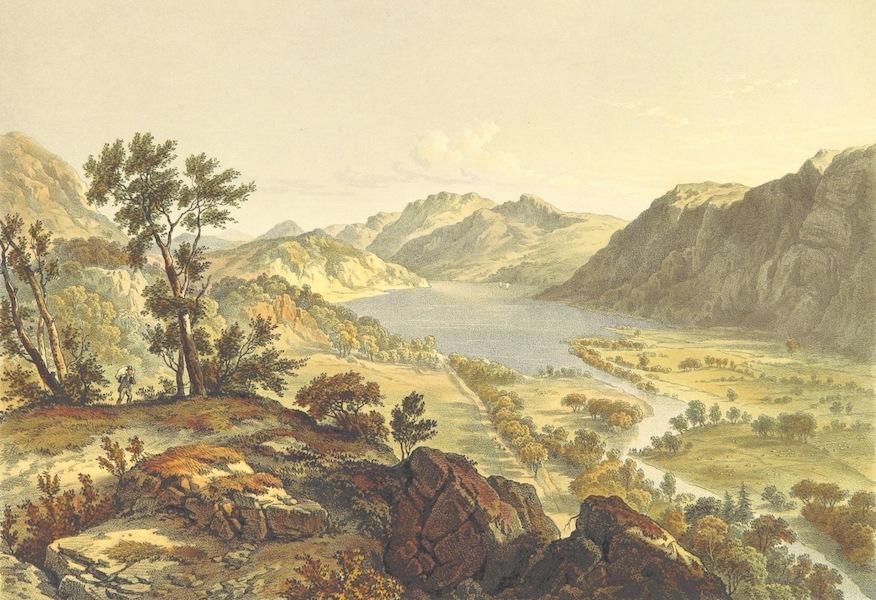 Lake Scenery of England - Crummock Water (1859)
