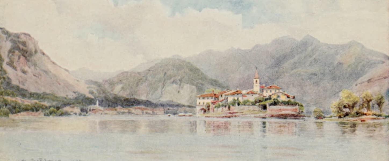 Lamia's Winter-Quarters - Baveno and Isola Pescatori, Lago Maggiore (1907)