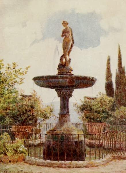Lamia's Winter-Quarters - A Noble Fountain (1907)
