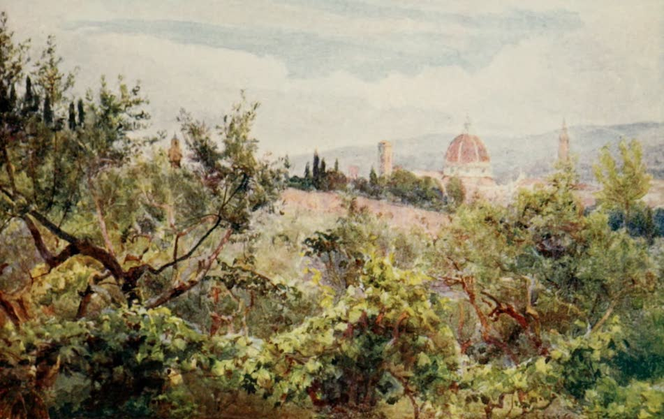 Lamia's Winter-Quarters - Florence (1907)