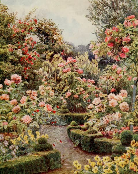 Lamia's Winter-Quarters - Everywhere are roses, roses' (1907)