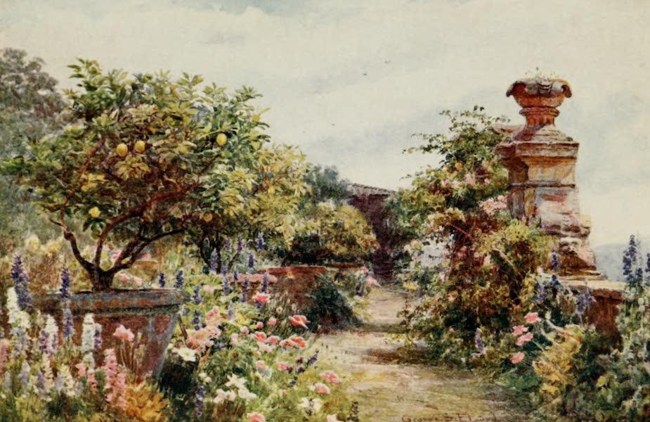 Lamia's Winter-Quarters - Our Tuscan Garden (1907)