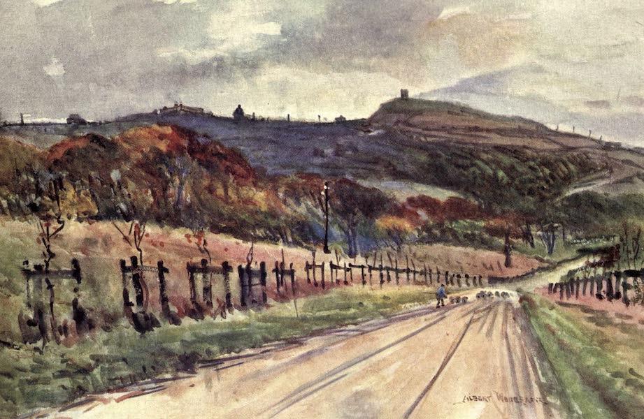 Lancashire Painted and Described - Rivington, near Bolton (1921)