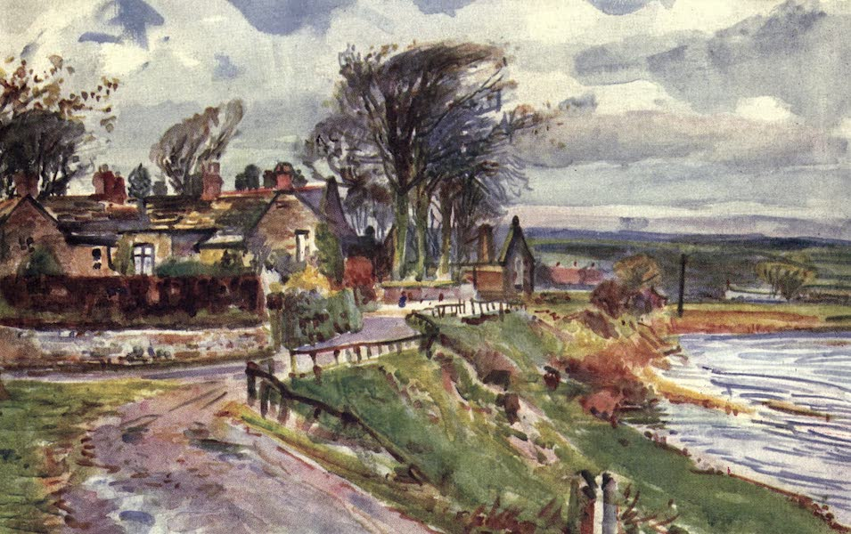 Lancashire Painted and Described - Ribchester (1921)