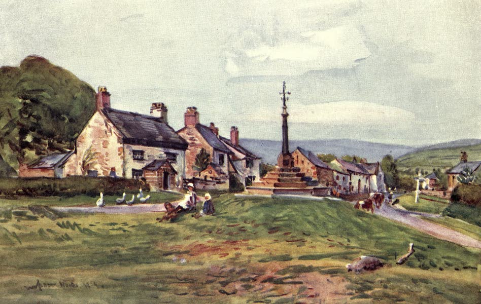 Lancashire Painted and Described - Inglewhite (1921)