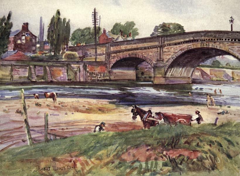 Lancashire Painted and Described - Walton-le-Dale: The Bridge (1921)
