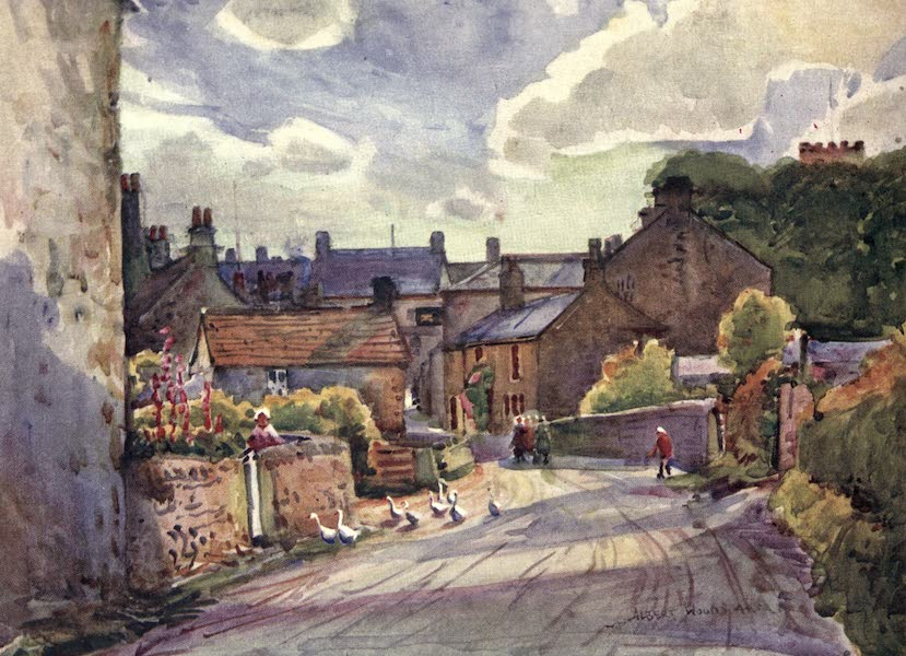 Lancashire Painted and Described - Chipping (1921)