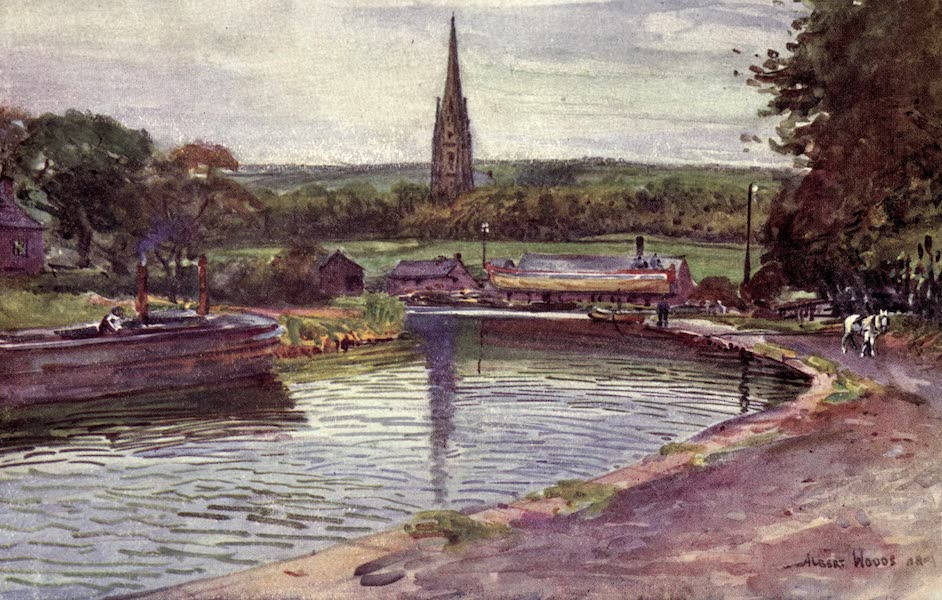 Lancashire Painted and Described - Parbold (1921)