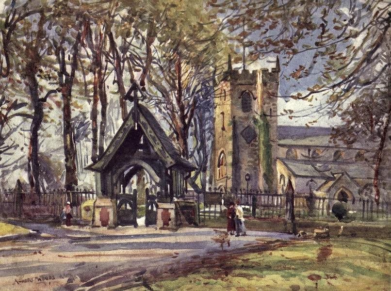 Lancashire Painted and Described - Penwortham (1921)