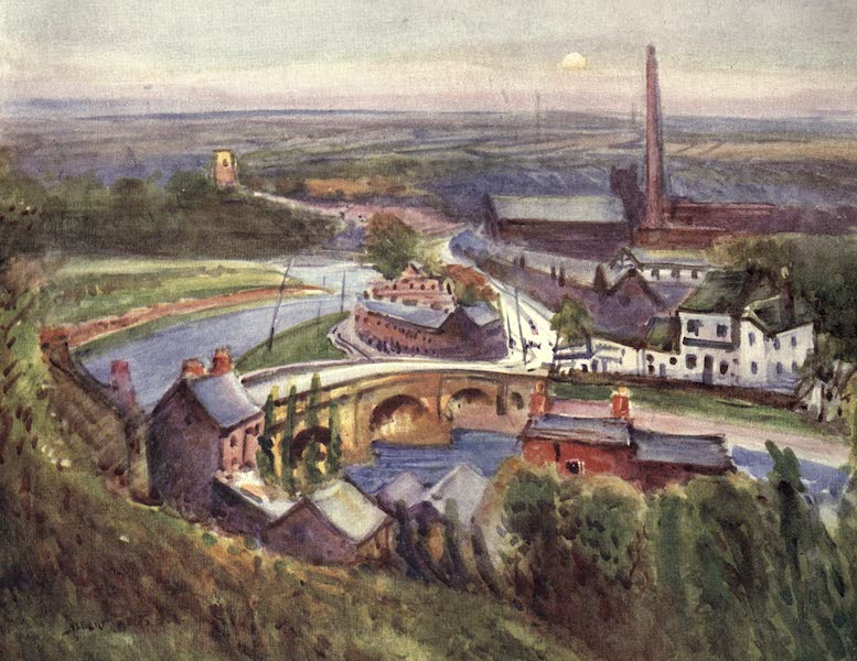 Lancashire Painted and Described - Walton-le-Dale (1921)