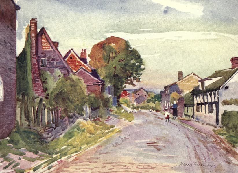 Lancashire Painted and Described - Mawdesley (1921)