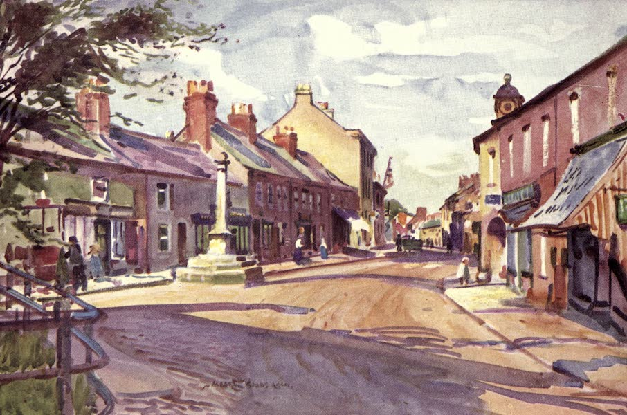 Lancashire Painted and Described - Garstrang (1921)