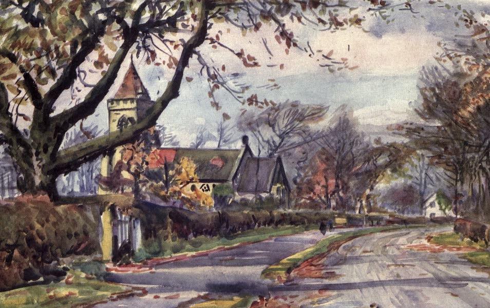 Lancashire Painted and Described - Grimsargh (1921)