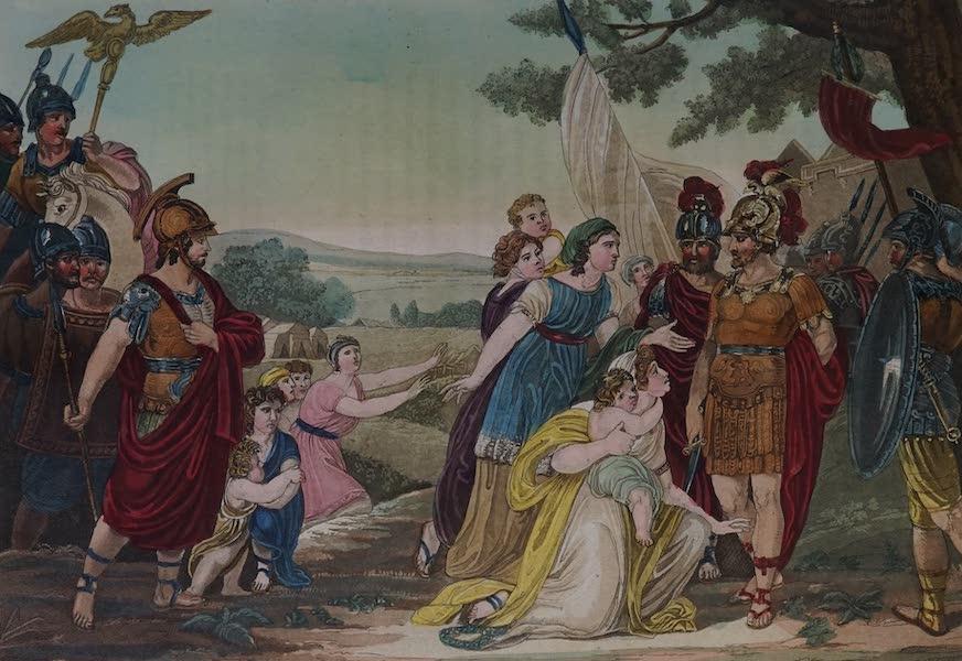 L'antica Roma, Ovvero, Descrizione Storica e Pittorica - Le Sabine (1825)