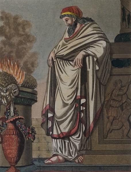 L'antica Roma, Ovvero, Descrizione Storica e Pittorica - Gran Pontefice (1825)