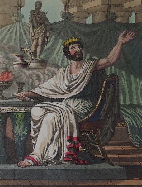 L'antica Roma, Ovvero, Descrizione Storica e Pittorica - Re dei Sacrificj (1825)