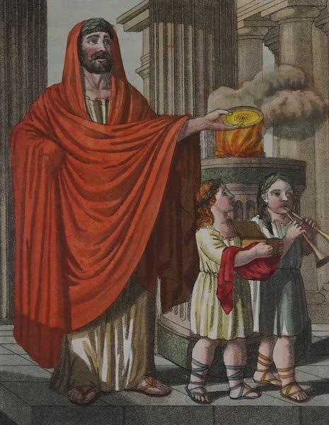 L'antica Roma, Ovvero, Descrizione Storica e Pittorica - Flamine (1825)