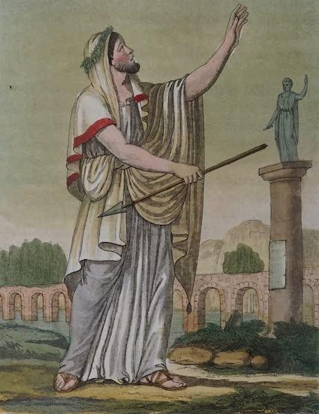 L'antica Roma, Ovvero, Descrizione Storica e Pittorica - Feciale (1825)
