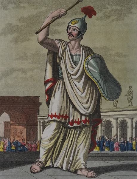 L'antica Roma, Ovvero, Descrizione Storica e Pittorica - Salio (1825)