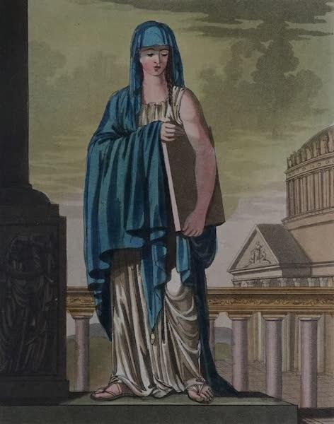 L'antica Roma, Ovvero, Descrizione Storica e Pittorica - Sibilla (1825)