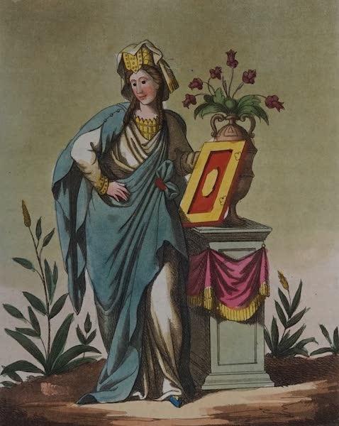 L'antica Roma, Ovvero, Descrizione Storica e Pittorica - Sibilla Cumana (1825)