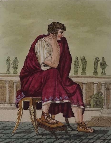 L'antica Roma, Ovvero, Descrizione Storica e Pittorica - Cittadino romano (1825)