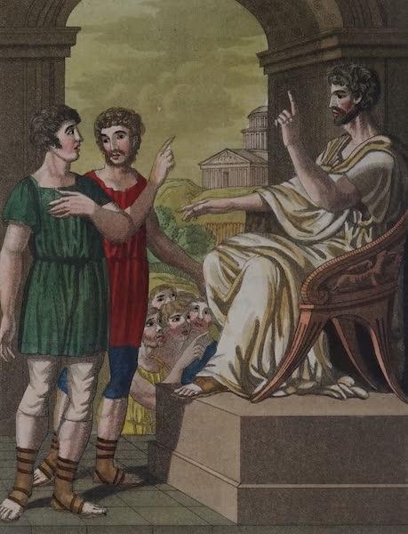 L'antica Roma, Ovvero, Descrizione Storica e Pittorica - Censore (1825)
