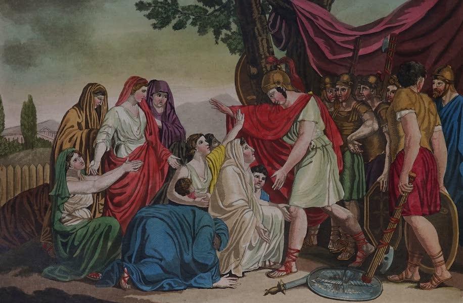 L'antica Roma, Ovvero, Descrizione Storica e Pittorica - Coriolano (1825)