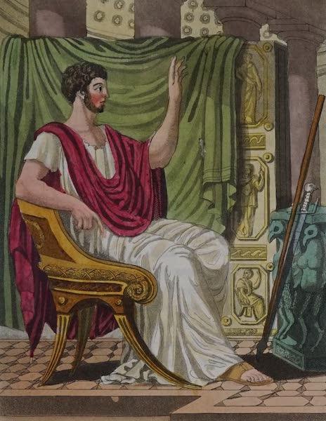 L'antica Roma, Ovvero, Descrizione Storica e Pittorica - Pretore (1825)