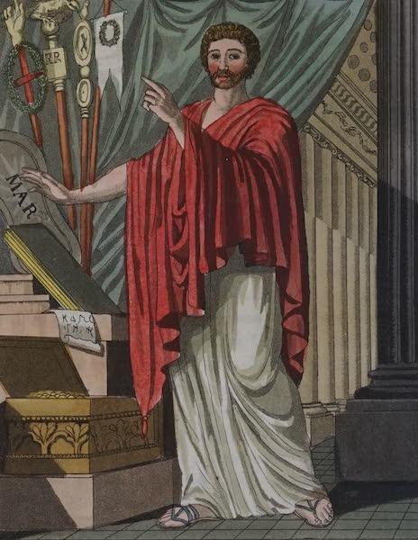 L'antica Roma, Ovvero, Descrizione Storica e Pittorica - Questore (1825)
