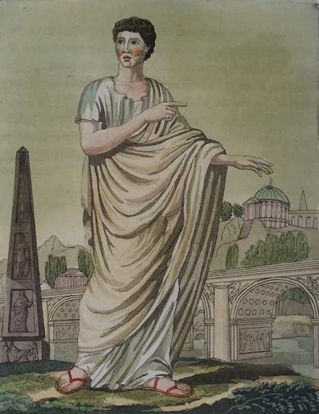 L'antica Roma, Ovvero, Descrizione Storica e Pittorica - Edile (1825)