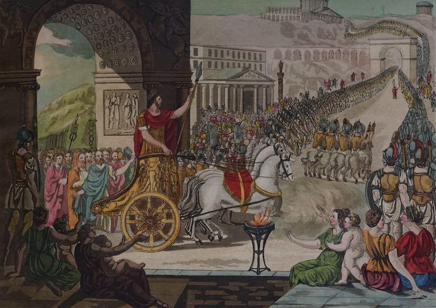 L'antica Roma, Ovvero, Descrizione Storica e Pittorica - Trionfatore (1825)