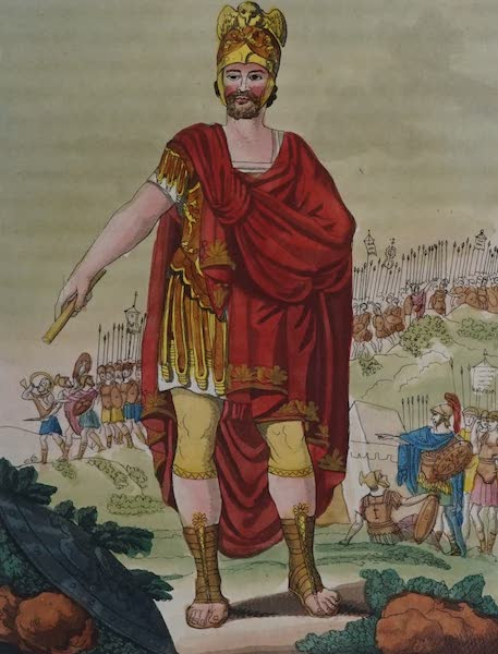 L'antica Roma, Ovvero, Descrizione Storica e Pittorica - Dittatore (1825)