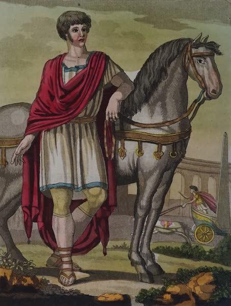 L'antica Roma, Ovvero, Descrizione Storica e Pittorica - Cavaliere romano (1825)