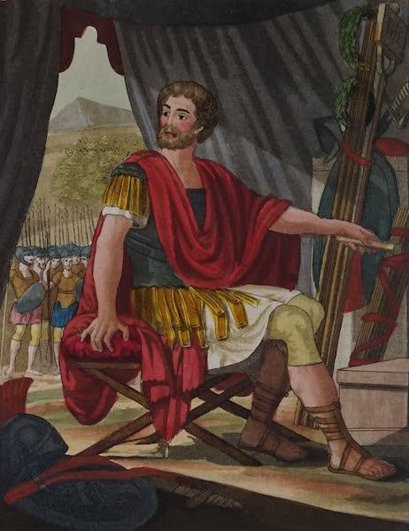 L'antica Roma, Ovvero, Descrizione Storica e Pittorica - Tribuno Militare (1825)